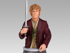 The Hobbit Bilbo Baggins (An Unexpected Journey) Collectible Mini Bust