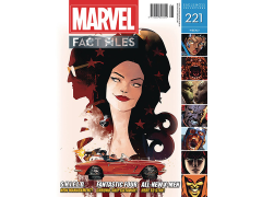 Marvel Fact Files #221
