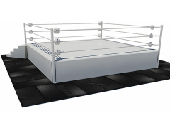 Extreme Sets Action Figure Pop-Up Diorama - Oldschool Ring Mats