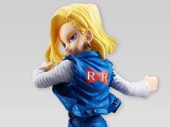 Dragon Ball Styling - Android 18