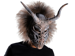 Black Panther Adult Sized Erik Killmonger Tribal Mask