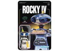 Rocky IV ReAction Sico the Robot Figure