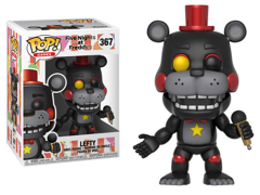 Pop! Games: Freddy Fazbear's Pizzeria Simulator - Lefty