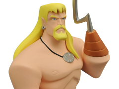 Justice League Animated Series Bust - Aquaman