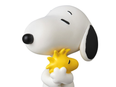 Peanuts Ultra Detail Figure No.379 Snoopy & Woodstock
