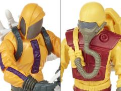 G.I. Joe 50th Anniversary Wave 1 Heated Battle Versus Two Pack BBTS Exclusive