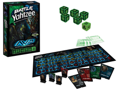 Battle Yahtzee: Alien vs Predator