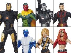 Avengers Marvel Legends Infinite Series Wave 3 Set of 7 Figures (Hulkbuster BAF)