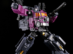 Master Builder MB-06B Purple Power Baser Limited Edition Exclusive (With Bonus)