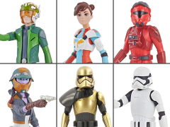 Star Wars Resistance Wave 1 Set of 6 Figures