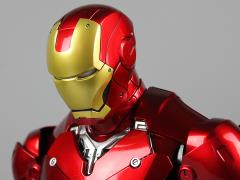 1/4 Scale Iron Man Mark III Repair Version Power Charger Statue