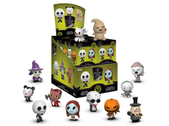 The Nightmare Before Christmas 25 Year Anniversary Mystery Minis Box of 12 Figures