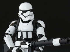 Star Wars S.H.Figuarts First Order Stormtrooper Heavy Gunner (The Force Awakens)