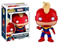 Pop! Marvel Captain Marvel Masked (Exclusive)