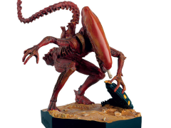 Alien & Predator Figurine Collection #15 Red Xenomorph