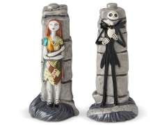 The Nightmare Before Christmas Jack & Sally Salt and Pepper Shaker Set