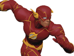DC Rebirth Finders Keypers The Flash Statue