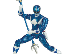 "Mighty Morphin Power Rangers Legacy 6"" Blue Ranger (Metallic)"
