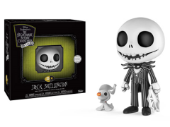 The Nightmare Before Christmas 5 Star Jack Skellington