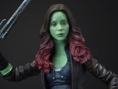 Guardians of the Galaxy Vol. 2 Marvel Legends Gamora (Mantis BAF)