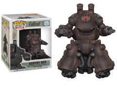 "Pop! Games: Fallout - 6"" Super Sized Sentry Bot"