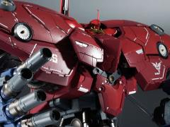 Gundam Robot Spirits Sinanju Final Battle Set (Feat. Neo Zeong) Exclusive