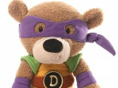 "TMNT 13.5"" Plush Teddy Bear - Donatello"