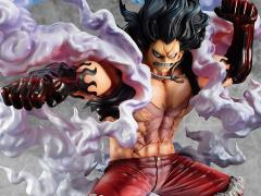 One Piece Portrait of Pirates SA-Maximum Monkey D. Luffy (Gear 4 Snakeman)