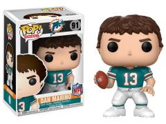 Pop! NFL Legends: Dolphins - Dan Marino (Home)