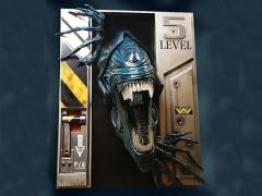 Aliens Alien Queen Life-Size Wall Sculpture