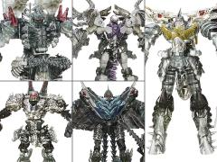 Transformers Platinum Edition Dinobots Unleashed Five Pack BBTS Exclusive