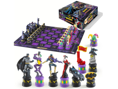 Batman Chess Set Dark Knight Vs. Joker