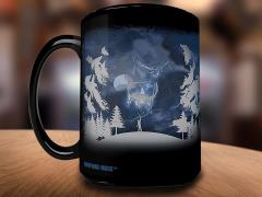 Harry Potter Expecto Patronum Morphing Mug