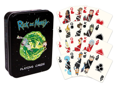 Rick and Morty Playing Card Set