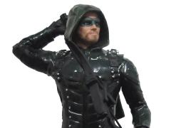 Arrow (TV Series) Green Arrow PX Previews Exclusive Statue
