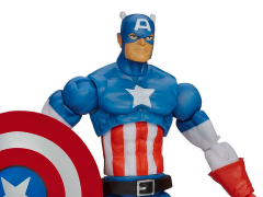 "Marvel Universe 3.75"" Captain America"