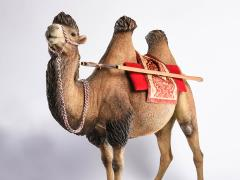 Bactrian Camel (Brown) 1/6 Scale Figure