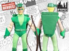 "DC World's Greatest Heroes Series 2 Green Arrow 8"" Retro Figure"