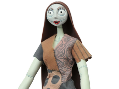 Sally Coffin Doll Unlimited Edition