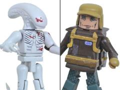 Alien: Covenant Minimates David & Chestburster Two-Pack