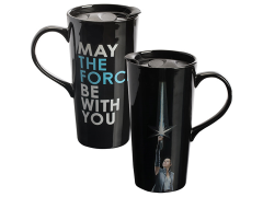 Star Wars: The Last Jedi Rey Heat Reactive Ceramic Travel Mug