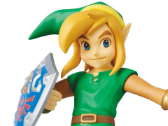 The Legend of Zelda Ultra Detail Figure No.314 Link (A Link Between Worlds)