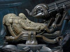 Alien Foam Replica Fossilized Space Jockey
