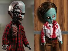 Living Dead Dolls Presents: Dawn of The Dead - Set of 2