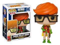 Pop! DC Heroes: The Dark Knight Returns - Robin (Carrie Kelly) PX Previews Exclusive