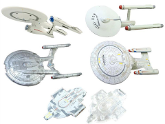 Star Trek Starfleet Collection Reboot Vol. 1 Box of 10 Vehicles