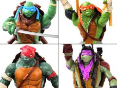 TMNT Movie Deluxe Figure Series 01 Set of 4