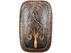 Game of Thrones House Shield Wall Plaque - Greyjoy Exclusive