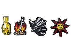 Dark Souls Exclusive Pin Set