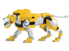 Voltron The Legendary Defender Metal Defender Yellow Lion SDCC 2017 Exclusive
